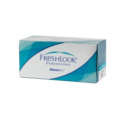 Контактные линзы Fresh Look Dimensions (6шт.)