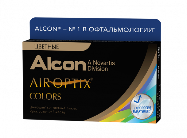 Контактные линзы Контактные линзы Air Optix Colors (2шт.)
