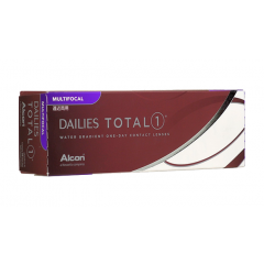 Контактные линзы Dailies Total1 Multifocal (30 шт.)
